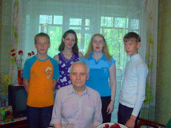 В гостях у Реаса Михайловича Куликова