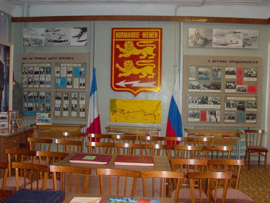 Виды музея